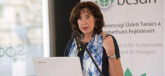 Annemarie Muntz, a World Employment Confederation elnöke
