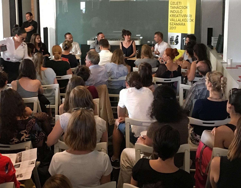 Design Világnapja kerekasztal beszélgetés