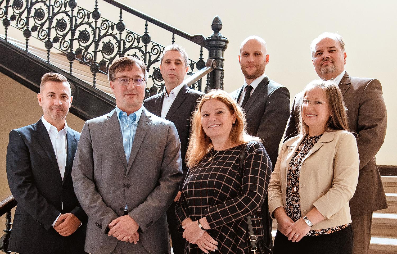 BGE Fenntarthatósági Tanács tagok