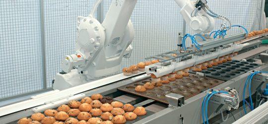sütit sütő robot