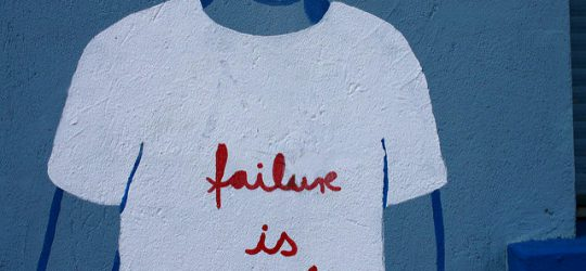 failure is cool