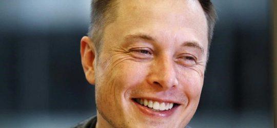 Elon Musk a Tesla alapítója