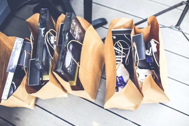 bevásárlószatyrok