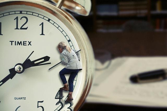 időgazdálkodási gondok time management
