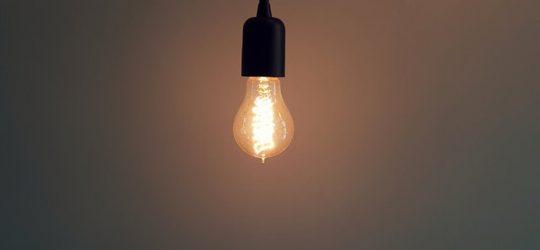villanykörte felgyullad