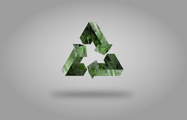 újrahasznosítás jel
