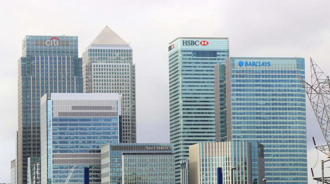 bank épületek