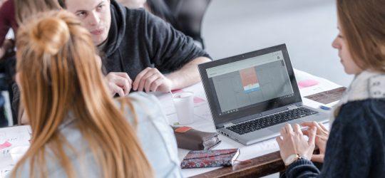 Üzleti terv egy hét alatt kurzus - MOME & BGE