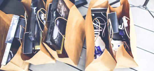 teli bevásárlótáskák