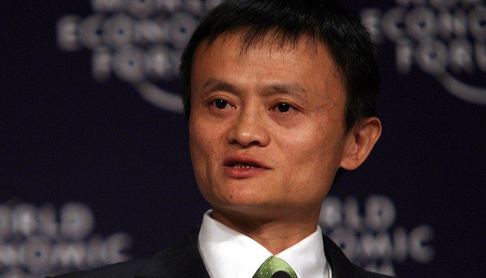Jack Ma az Alibaba alapítója