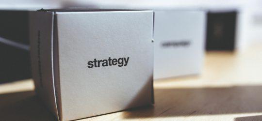 stratégia tervezés