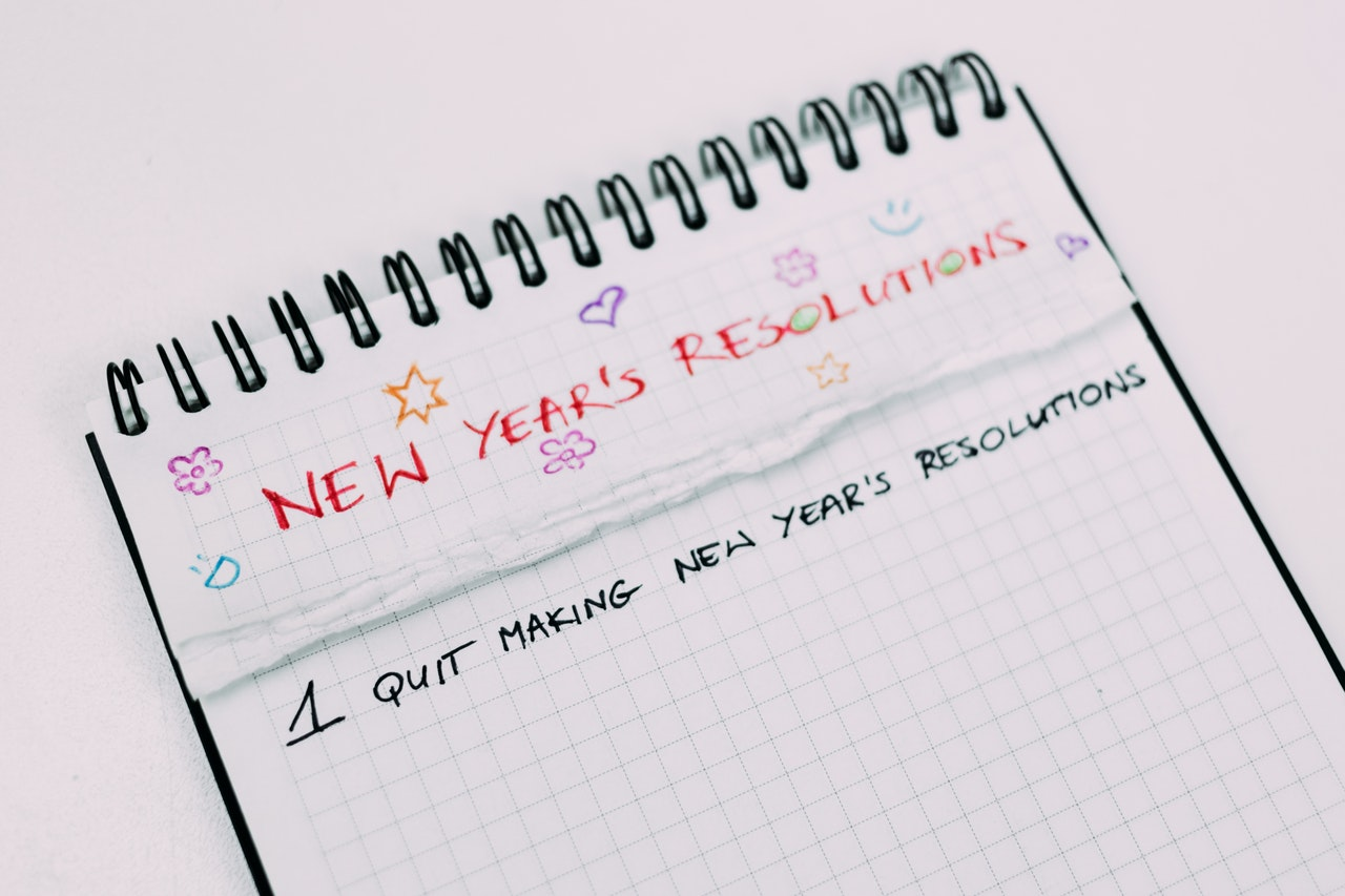 újévi fogadalom