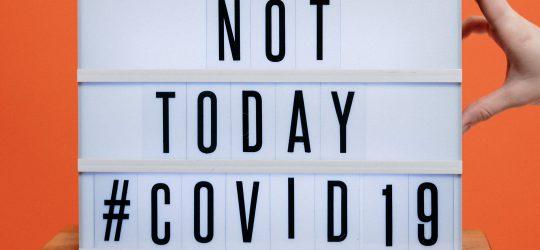 covid 19 felirat koronavírus